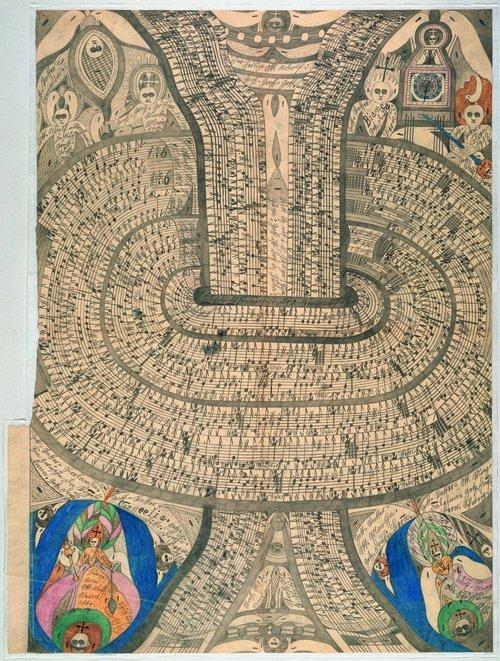 Anjelská žárofka z hvjezdy sv. Adolfa, staré stvoření